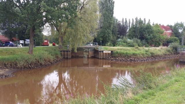 Kanalen i Rhaudermoor.