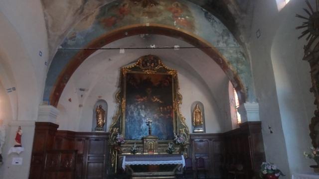 Kapellet i Haut-de-Cagnes