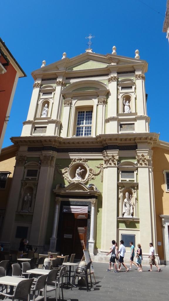 Katedralen i Nice