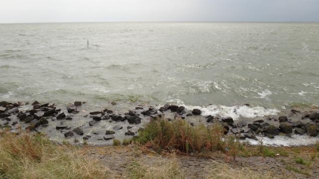 IJsselmeer - den konstgjorda sjön.